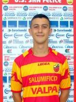 Turci Alessandro Attaccante - 1996