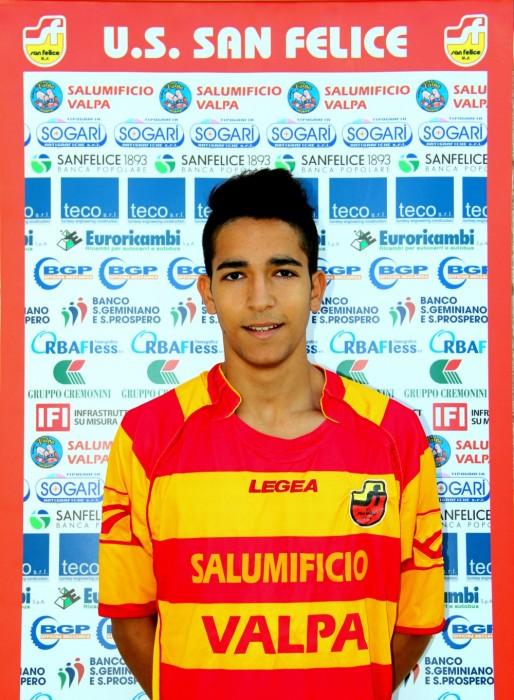 Alioui Ayoub 1999 Difensore