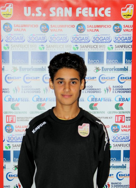 Fenaoui Youssef 2000 - Difensore