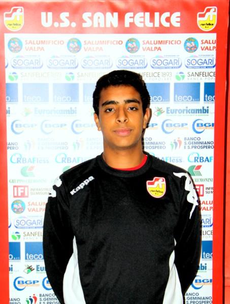 Hamil Moussa 2000 - Difensore