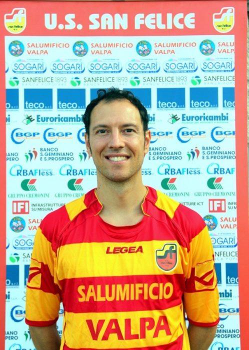 Federico Pecorari Attaccante - 1988