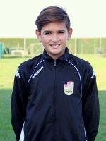 Matteo Alushi Difensore 2003